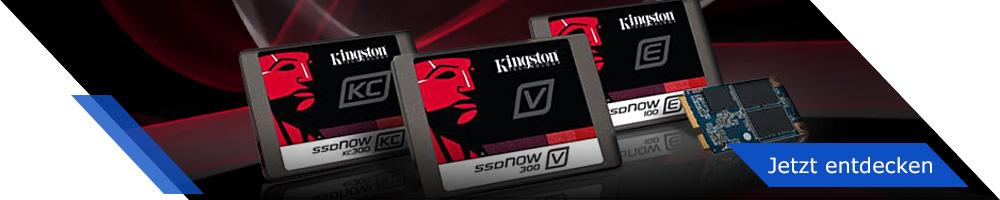 Kingston - Rasante SSDs
