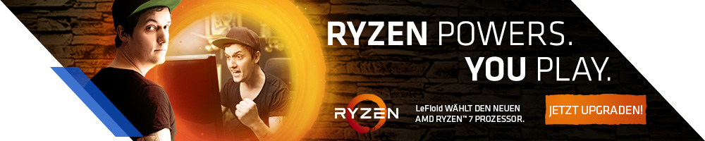 RYZEN POWERS. YOU PLAY.