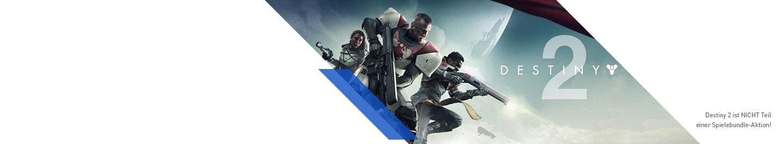GAME READY für Destiny 2
