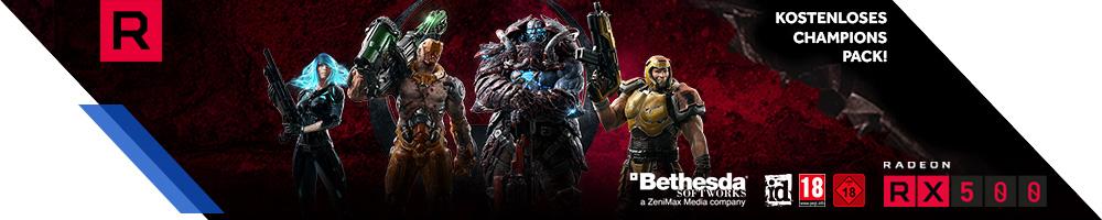AMD Quake Champions Pack