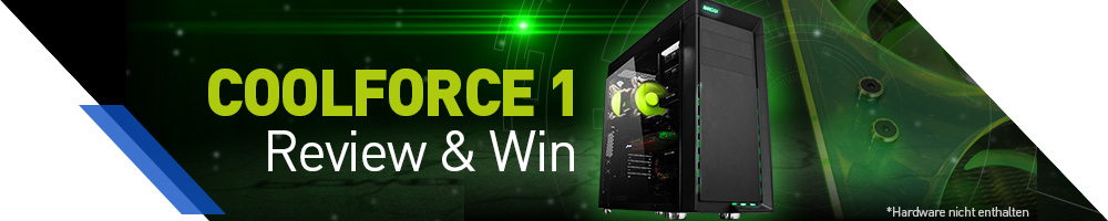 CoolForce 1 Review & Win