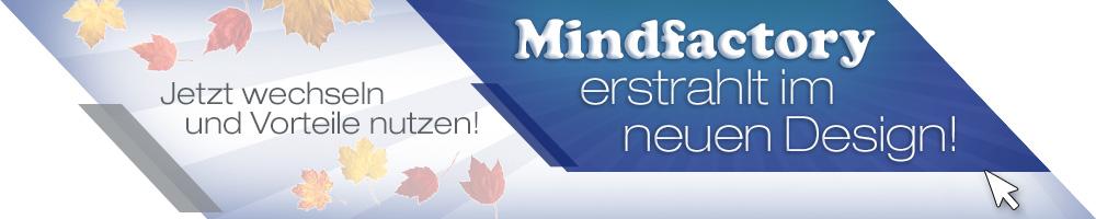 Mindfactory erstrahlt im neuen Design!